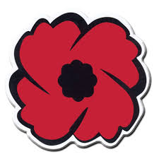 Remembrance Day Prayer service, Nov. 11th, 10:45 a.m. All are welcome!
